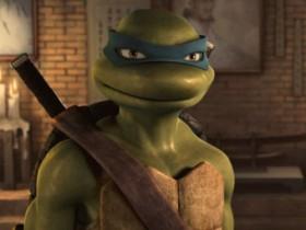 В 2011 году в свет выйдет свежий кинофильм о черепашках-ниндзя