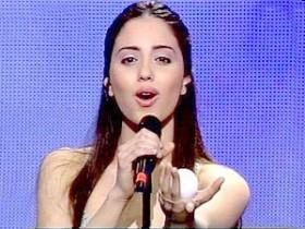 Партнерша Евровидения поддерживала акцию «Кто ЗА блондинок»
