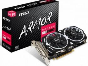 Radeon RX 570 ARMOR 8 G OC Edition