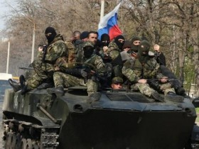 российские бойцы