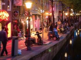 улица Красный фонарей
