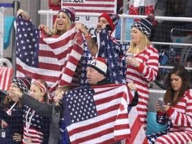 Олимпиада - США