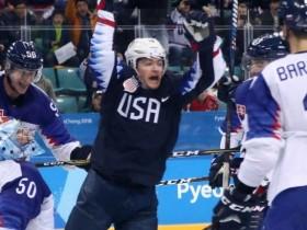Хоккей США