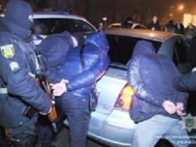 арест в Одессе