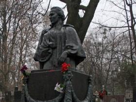 памятник Лесе Украинке