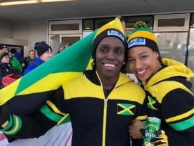 Ямайская бобслеистка