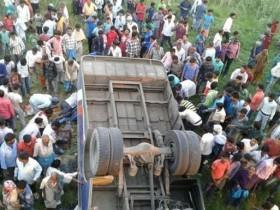 ДТП в Индии