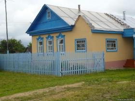 дома в селе
