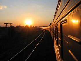 поезд Киев - Баку