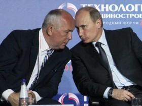 Сергей Чемезов, Путин
