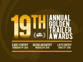 Golden Trailer Awards 2018