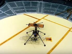 Мини-вертолет