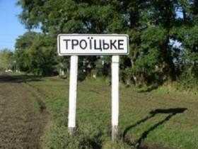 Троицкое