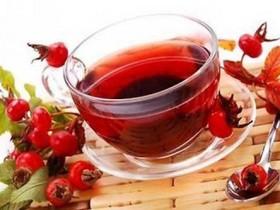 чай с шиповника