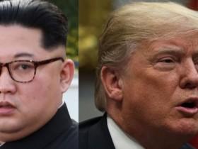 Ким Чен Ын, Трамп