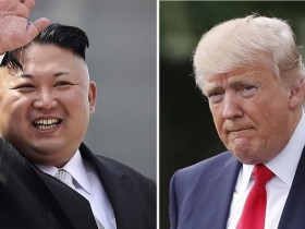 Дональд Трамп,Ким Чен Ын