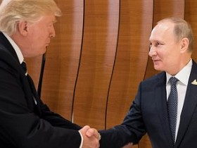 Трамп и Путин