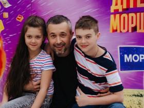 Сергей бабкин с детьми