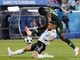 Нигерия 1:2 Аргентина