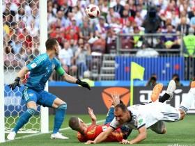 Испания - Россия