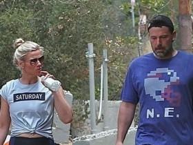 Бен Аффлек и Линдси Шукус