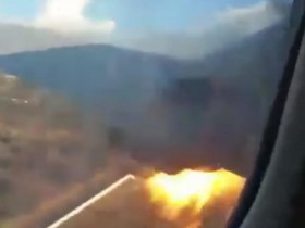 падение самолета ЮАР