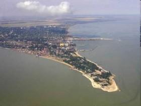 Азовское,море