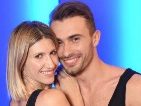 Анита Луценко и Александр Прохоров