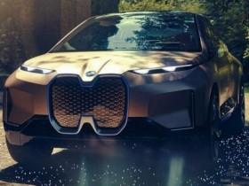 кроссовер BMW iNEXT