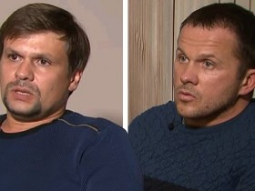 Александр Петров и Руслан Боширов