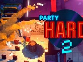 Party Hard 2. Демо