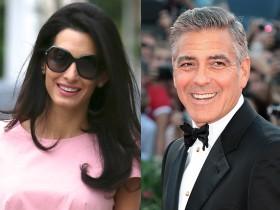 Голливуда Джордж Клуни,Амаль Клуни
