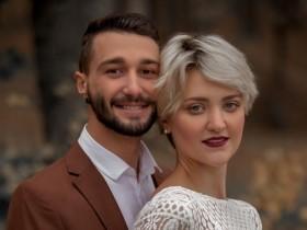Вера Кекелия и Роман Дуда