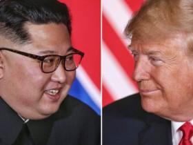 Дональд Трамп Ким Чен Ыном