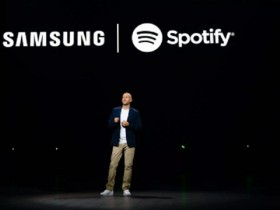 Samsung, Spotify