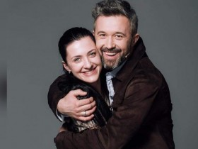 Сергей Бабкин и его жена