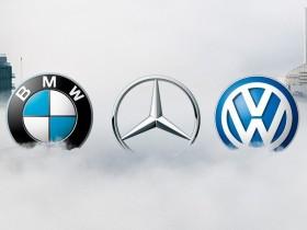 BMW, Daimler и Volkswagen