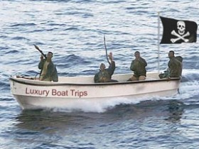 Сомалийские пираты