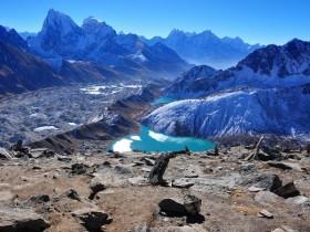 Ледники на Гималаях