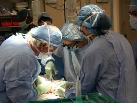трансплантологи