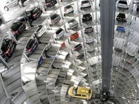 автоматизированные паркинги