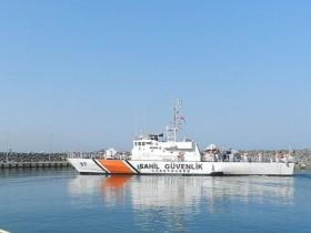 судно с украинцами
