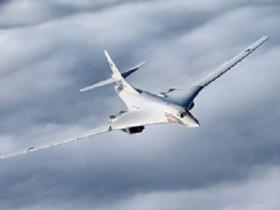 бомбардировщики Ту-160