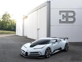 гиперкар Bugatti