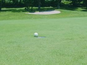 мячик для гольфа