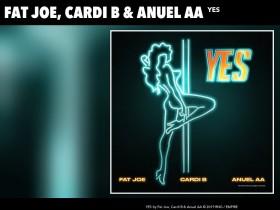 Cardi B, Fat Joe и Anuel AA выпустили совместную песню