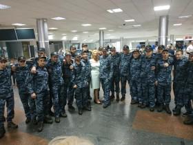 Освобожденные моряки