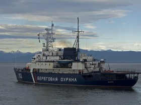 корабль РФ