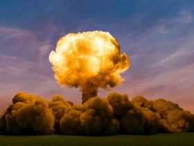 ядерный врыв