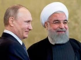 Хасан Рохани и Путин